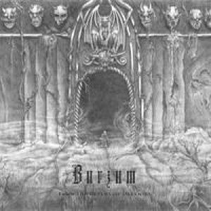 Burzum - From the Depths of Darkness cover art