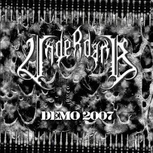 Underdark - Demo 2007 cover art