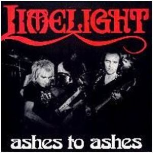 Limelight - Ashes to Ashes cover art