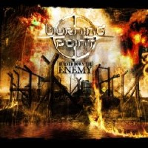 Burning Point - Burned Down the Enemy cover art