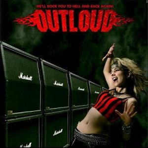 Outloud - We'll Rock You to Hell and Back Again!! cover art