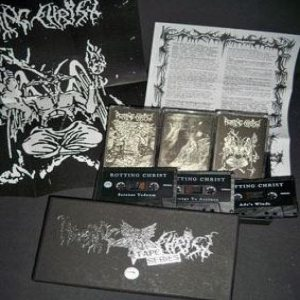 Rotting Christ - Early Days cover art