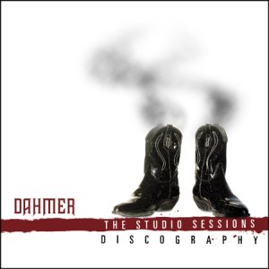 Dahmer - The Studio Sessions Discography cover art