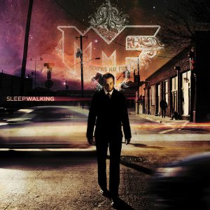 Memphis May Fire - Sleepwalking cover art