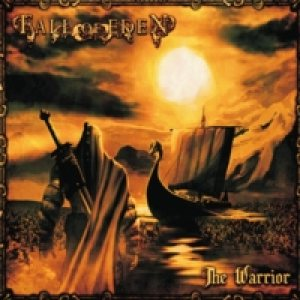 Fall Of Eden - The Warrior cover art