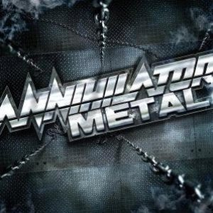 Annihilator - Metal cover art