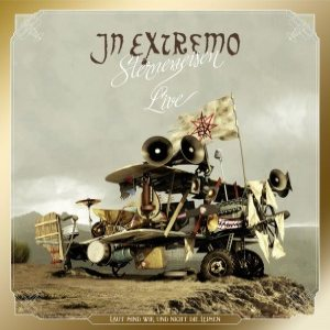 In Extremo - Sterneneisen Live cover art