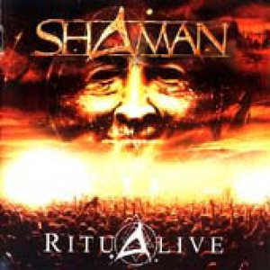 Shaman - Ritualive cover art