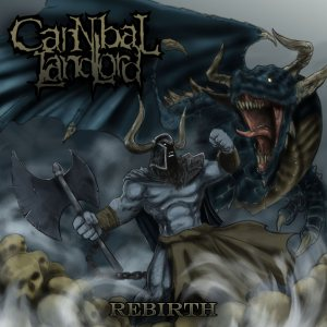 Cannibal Landlord - Rebirth cover art