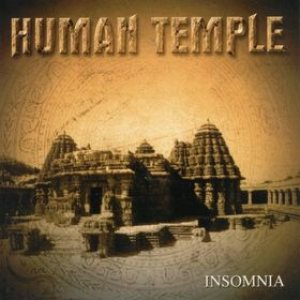 Human Temple - Insomnia cover art