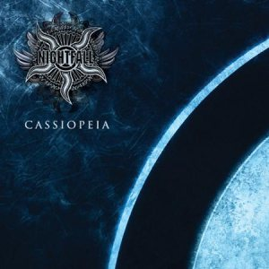 Nightfall - Cassiopeia cover art