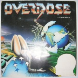 Overdose - Conscience cover art