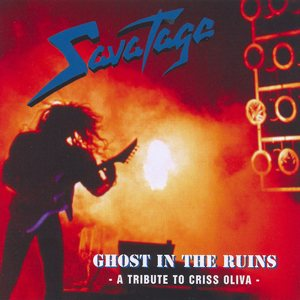 Savatage - Ghost in the Ruins: a Tribute to Criss Oliva cover art