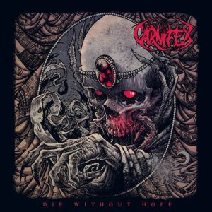 Carnifex - Die Without Hope cover art