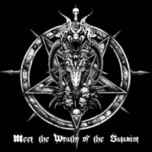 Malefic order - Meet the Wrath of the Satanist cover art