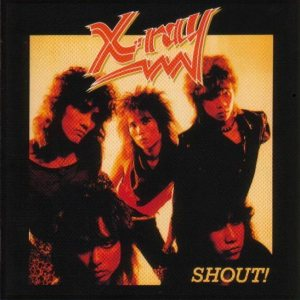 X-Ray - Shout! cover art