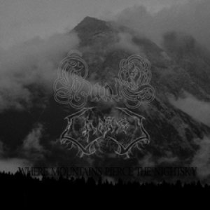 Chiral - Where Mountains Pierce the Nightsky cover art
