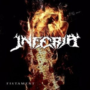 Inferia - Fistament cover art
