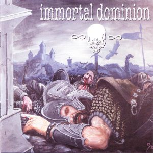 Immortal Dominion - Endure cover art