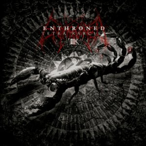Enthroned - Tetra Karcist cover art