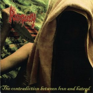 Rampancy - The Contradiction Between Love and Hatred cover art