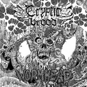 Cryptic Brood - Wormhead cover art