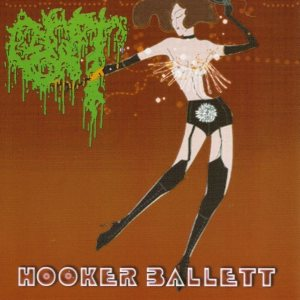 Gut - Yellow Tea for Free / Hooker Ballett cover art