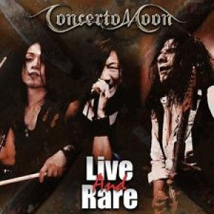 Concerto Moon - Live and Rare cover art