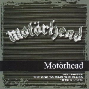 Motorhead - Collections cover art