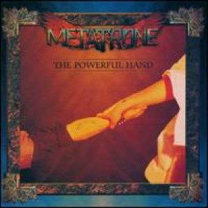 Metatrone - The Powerful Hand cover art