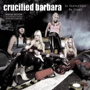 Crucified Barbara - Losing the Game cover art
