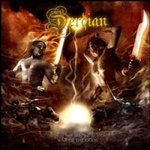 Derdian - New Era Pt. II (War of the Gods) cover art
