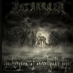 Lethargia - The Kingdom of Unrealizable Hopes cover art