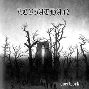 Leviathane - Overwork cover art