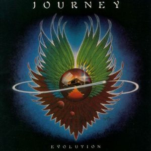 Journey - Evolution cover art