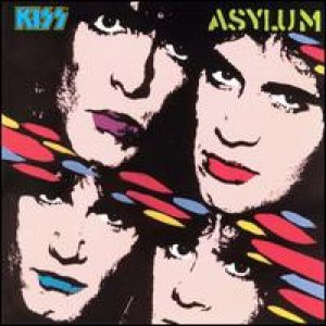 Kiss - Asylum cover art