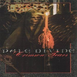 Pale Divine - Crimson Tears cover art