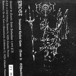 The True Frost - Inquitous Cycilcal Curse cover art