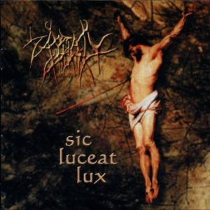Mortal Intention - Sic Luceat Lux cover art