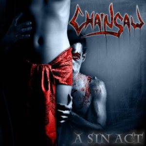 Chainsaw - A Sin Act cover art