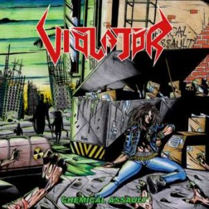Violator - Chemical Assault cover art