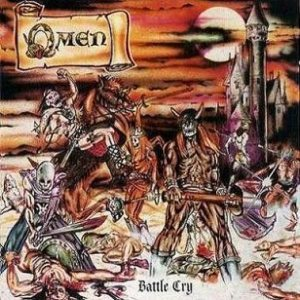 Omen - Battle Cry cover art