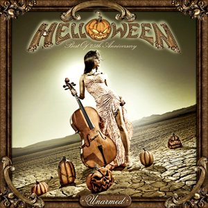 Helloween - Unarmed - Best of 25th Anniversary cover art