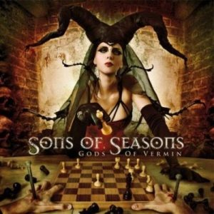 Sons Of Seasons - Gods of Vermin cover art