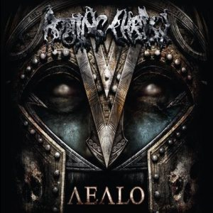 Rotting Christ - Aealo cover art