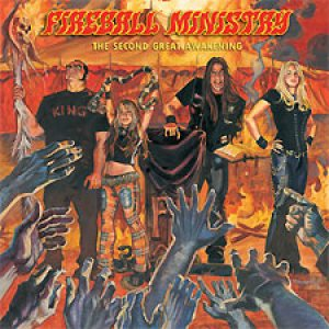 Fireball Ministry - The Second Great Awakening cover art