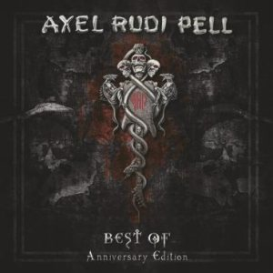 Axel Rudi Pell - Best of - Anniversary Edition cover art