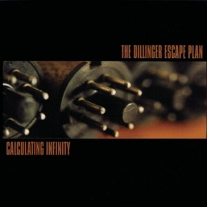 The Dillinger Escape Plan - Calculating Infinity cover art