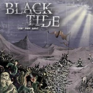 Black Tide - Light From Above cover art
