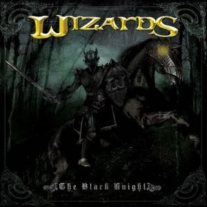 Wizards - The Black Knight cover art
